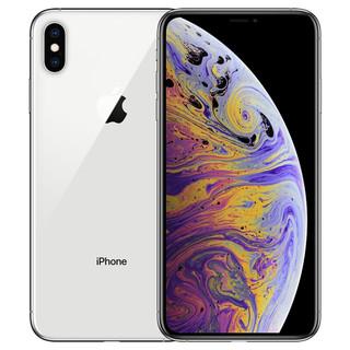 Apple 苹果 iPhone XS Max (A2104) 64GB 银色 移动联通电信4G手机 双卡双待