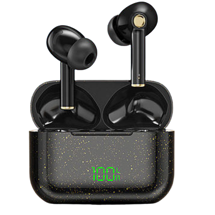 Havit 海威特 i100G 入耳式真无线降噪蓝牙耳机 黑色