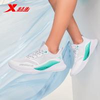 XTEP 特步 879219110530 氢风4 男士网面透气跑鞋
