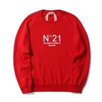 N°21 中性款卫衣