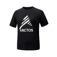 ARCTOS 极星 AGTX1 男款户外速干短袖T恤