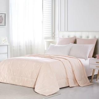 SOMERELLE 安睡宝 被芯 全棉抑菌英威达科技七孔纤维被子 夏凉空调被薄被子 二代升级款 双人盖被200*230cm