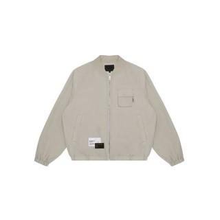 MUSIUM DIV. 男士标签缝饰夹克
