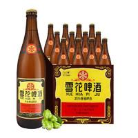 PLUS会员:SNOWBEER 雪花 啤酒 640ml*12瓶