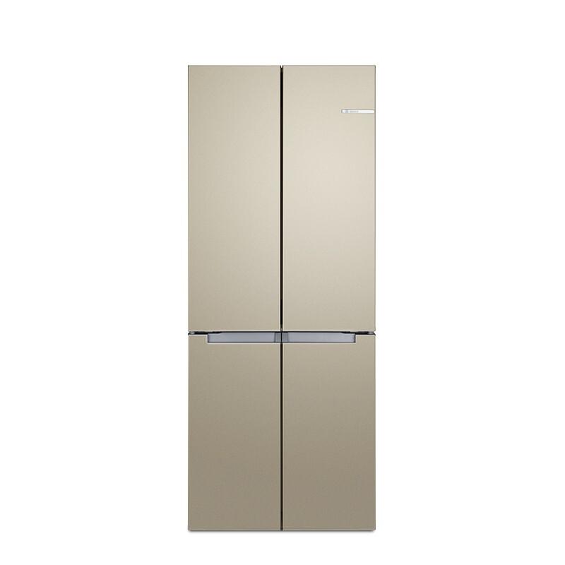BOSCH 博世 481升 混冷变频 智能十字对开门冰箱 保鲜 不串味(流沙金) BCD-481W(KME49AQ0TI)