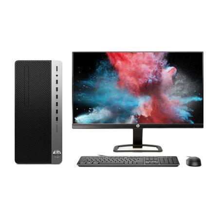 HP 惠普 战99 商用办公台式电脑主机(AMD 锐龙7-5700G 16G 512GSSD+2T  23.8英寸