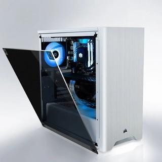 MLOONG 名龙堂 台式组装电脑主机(i7 10700F、16GB、512GB、RTX3070)