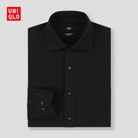 限尺码:UNIQLO 优衣库 421107 男装高性能修身衬衫