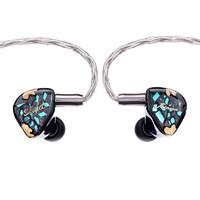 KINERA 王者时代 SKULD诗蔻蒂 入耳式挂耳式动铁有线耳机 黑色 3.5mm