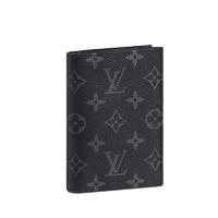 LOUIS VUITTON 路易威登 护照套 M64501 黑色