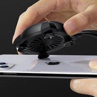 ESR 亿色 磁吸手机散热器 黑色