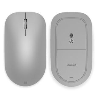 Microsoft 微软 Modern  2.4G蓝牙 双模无线鼠标 银色