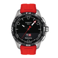 TISSOT 天梭 腾智系列 47.5毫米石英腕表 T121.420.47.051.01