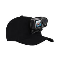 新视界 PU195 Action棒球帽 黑色
