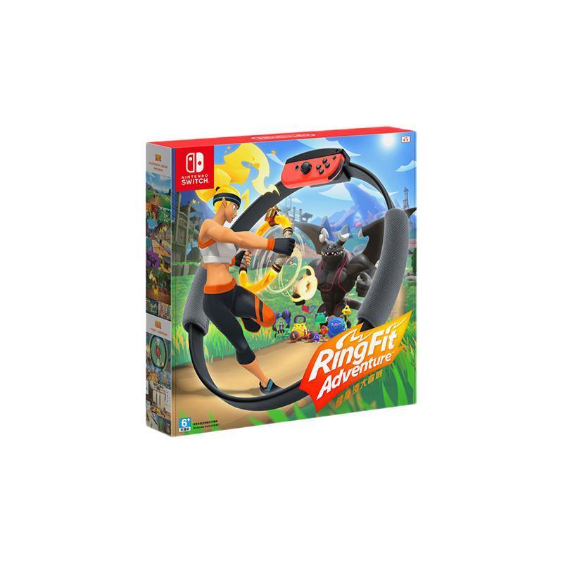 Nintendo 任天堂 Switch体感游戏《健身环大冒险》中文