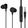 uiisii 云仕 U8 入耳式动圈有线耳机 科技黑 3.5mm