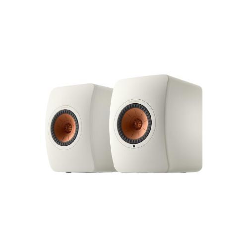 KEF LS50系列 LS50 Wireless II 2.0声道 室内 无线蓝牙音箱 白色