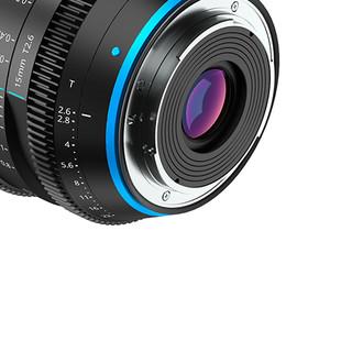 IrIx 15mm T2.6 广角变焦镜头 E卡口