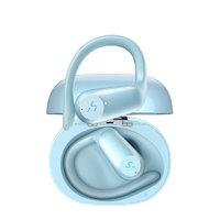 Hakii ACTION 哈氪觉醒 入耳式挂耳式降噪蓝牙耳机 冰蓝色