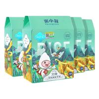 PLUS会员:米小芽 儿童有机鲜胚芽米 270g*4盒