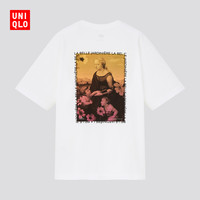 UNIQLO 优衣库 卢浮宫博物馆 437898 女装UT印花T恤