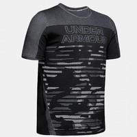 UNDER ARMOUR 安德玛 男童短袖T恤