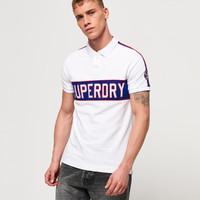 SUPERDRY 极度干燥 01C 男式短袖Polo衫