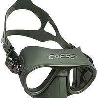 Cressi 科越思 CALIBRO 自由潜潜水镜 专业自由潜面镜 亚光涂层 低容积 DS42