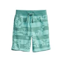 Gap 盖璞 布莱纳系列 542324 男童纯棉短裤 恐龙印花 110cm
