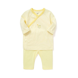 balabala 巴拉巴拉 婴儿内衣套装童装女童宝宝睡衣男童秋衣2021新款**