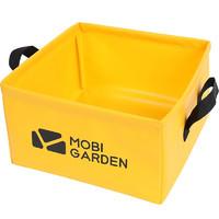 MOBI GARDEN 牧高笛 户外多用途水盆 EX20674001 芒果黄 13L