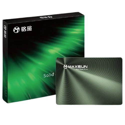 铭瑄480g SATA3.0笔记本台式机硬盘2.5寸SSD固态硬盘 电脑升级