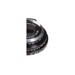 Voigtlander 福伦达 35mm F2.5 广角变焦镜头 富士口