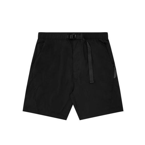 fingercroxx 男士饰腰带短裤