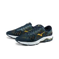 PLUS会员:Mizuno 美津浓 Wave Ultima 12 J1GC211897 男子跑鞋