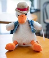Teacher Lin 林老师 毛绒玩具会说话的复读鸭子