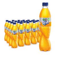 有券的上:Coca-Cola 可口可乐 芬达 无糖零卡 橙味汽水 500ml*12瓶