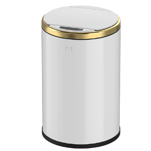 MR.Bin 麦桶桶 MT-19 Muse 感应式垃圾桶 12L 白金