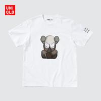 UNIQLO 优衣库 KAWS联名款 446311 圆领T恤