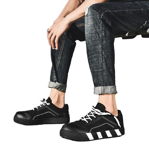 PEAK 匹克 男士休闲户外鞋 LR02229 黑色 42