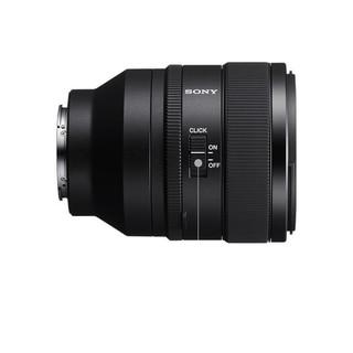 SONY 索尼 50mm F1.2 GM 标准定焦镜头 E卡口 72mm