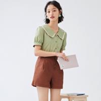 Semir 森马 13-039250207  女士短裤
