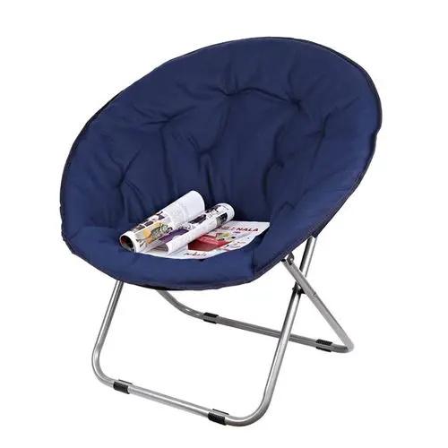 LISM 折叠沙发椅 不可拆卸 藏青