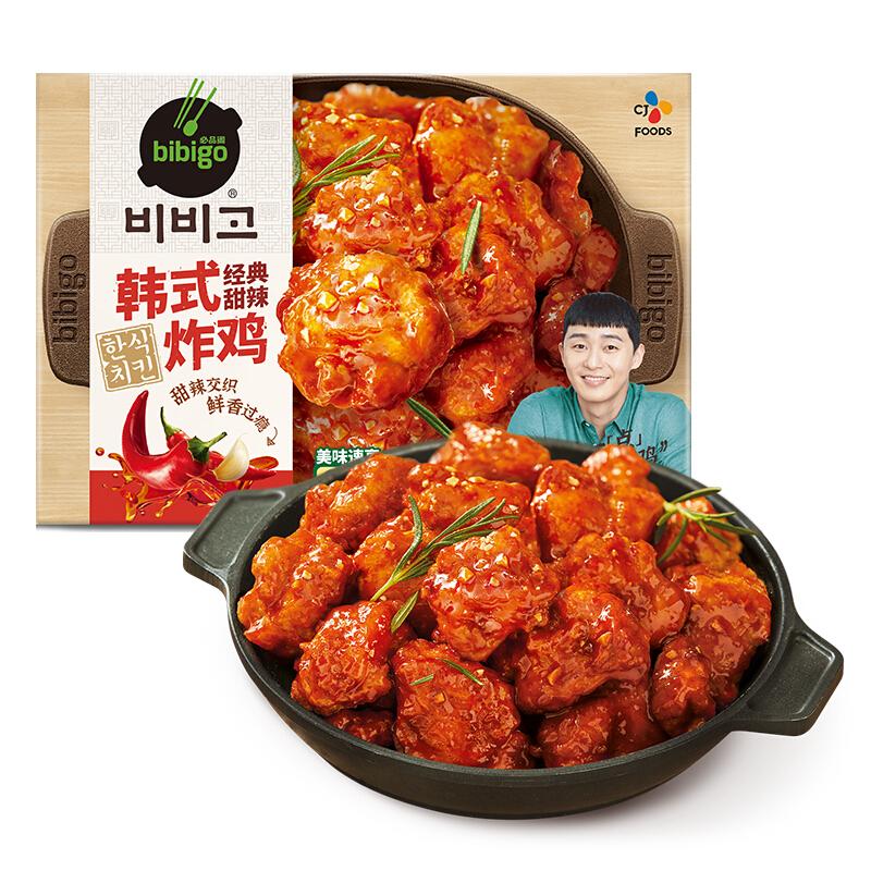 韩式炸鸡 甜辣味 200g