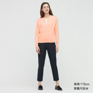 UNIQLO 优衣库 435905 女装圆领开衫