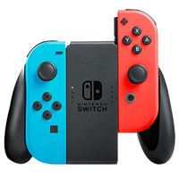 Nintendo Switch任天堂游戏机日版单机续航增强版日本掌机主机NS 灰色