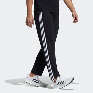 adidas ORIGINALS 阿迪达斯官网 adidas M MH 3ST WU PNT 男装运动型格长裤GN0822 黑色/白色 A/M(175/80A)