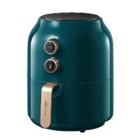 Bear 小熊 QZG-A14M1 空气炸锅 3.6L 绿色