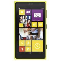 NOKIA 诺基亚 Lumia-1020-YLW 4手机 32GB 黄色