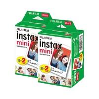 富士 INSTAX 拍立得MINI相纸 40张